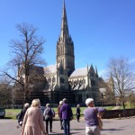 A visit to Salisbury  April 2014