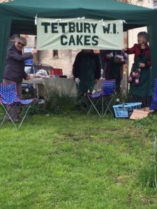 wacky races cake stall2