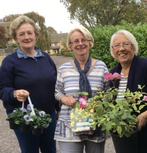 Greenfingers group Sept 18