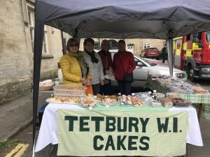 Cake stall 2019 wacky races