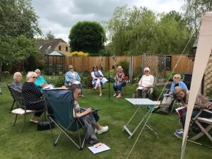 Committee Meeting Covid June 21